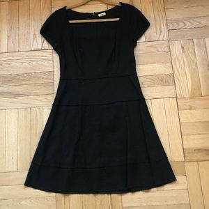 L'Agence black dress size 6